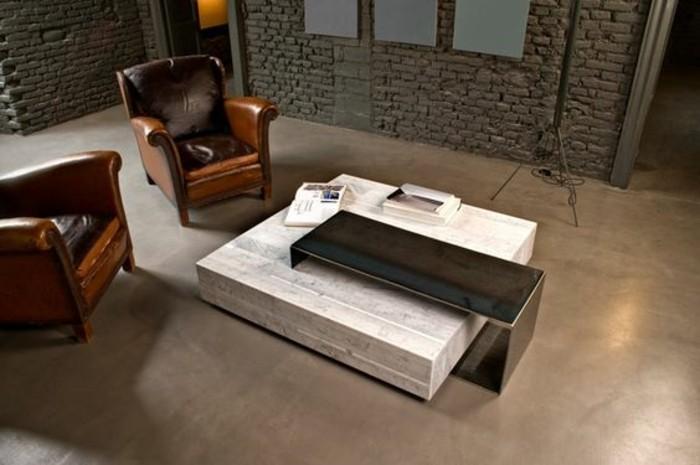 tendance-salon-sophistique-table-basse-en-marbre-a-deux-niveau