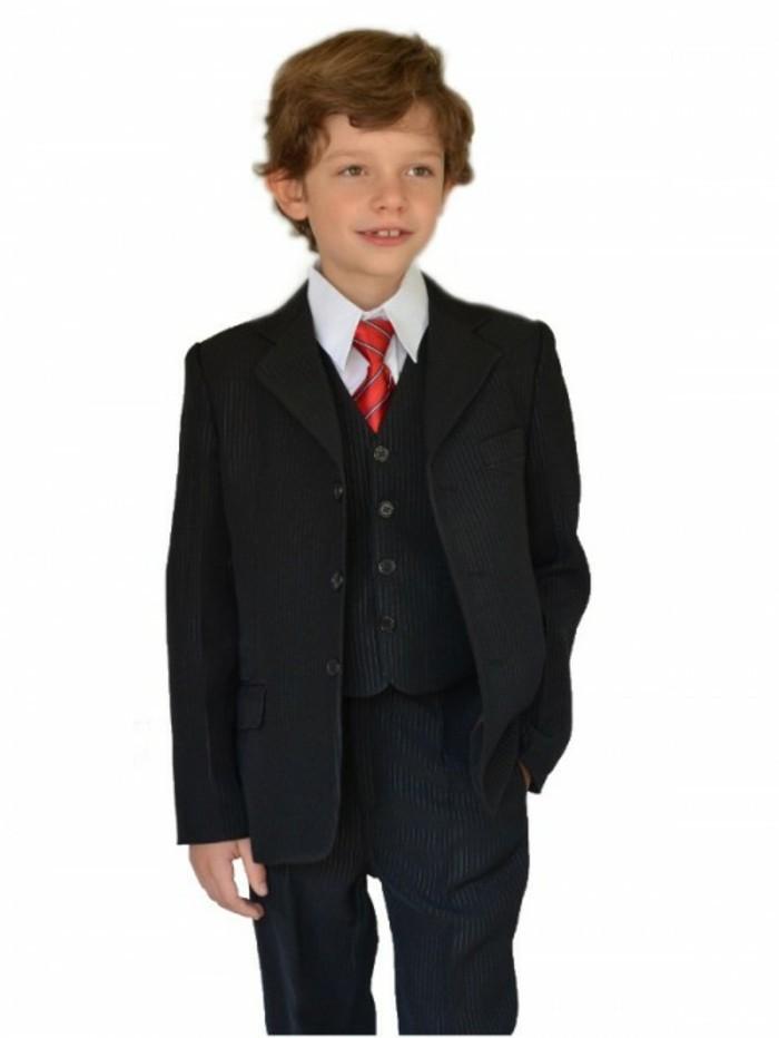 tenue-de-mariage-enfant-maxmode-en-noir-antonin-avec-cravate-rouge-resized