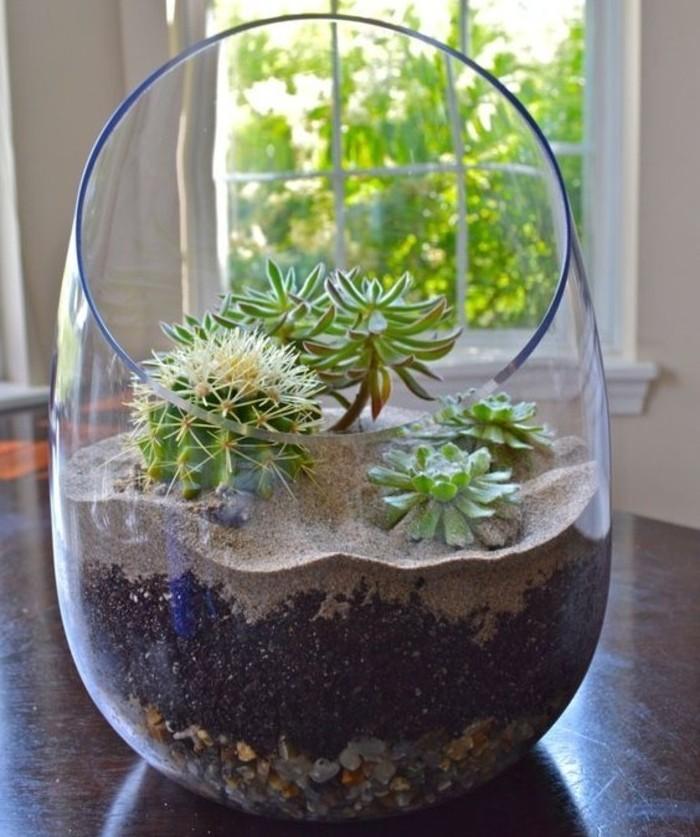 terrarium-diy-pour-succulents-jardin-miniature-pour-embellir-votre-maison
