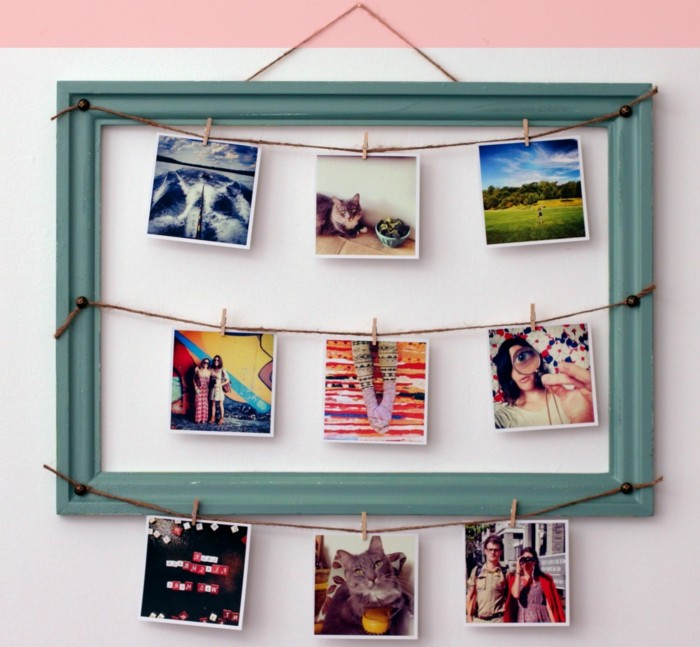 un-cadre-vert-urilise-comme-un-support-pour-vos-photos-magnifique-cadeau-noel-homme-et-femme