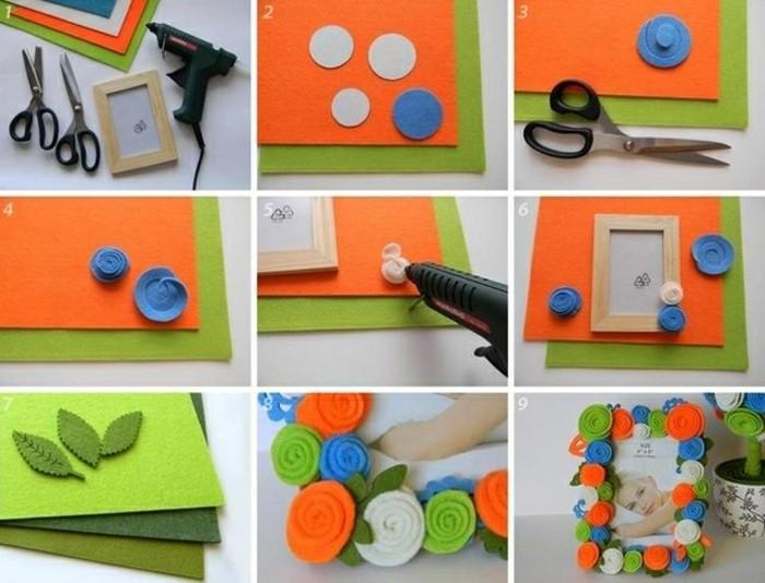 une-jolie-maniere-de-decorer-votre-cadre-photo-fleurs-en-feutrine-diy-idee-cadeau-noel-femme