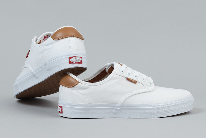 Chaussures Vans blanches homme  19 x 19 nyzBx92