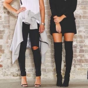 10 variants pour adopter la robe en velours avec style!