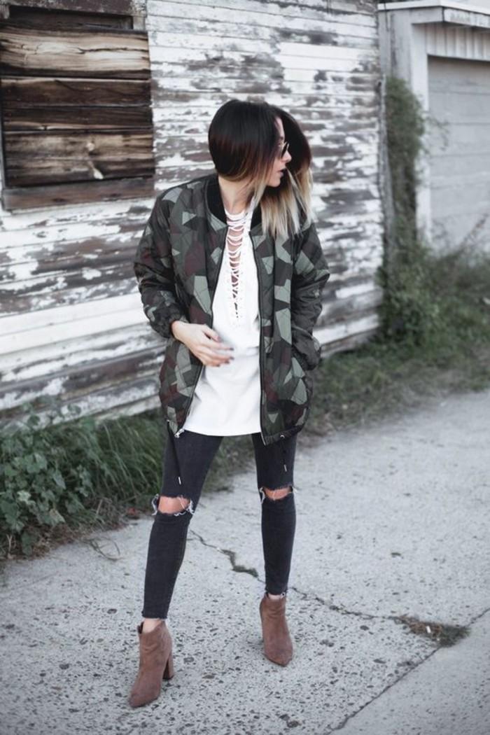 veste-camouflage-femme-veste-bomber-tendance-automne