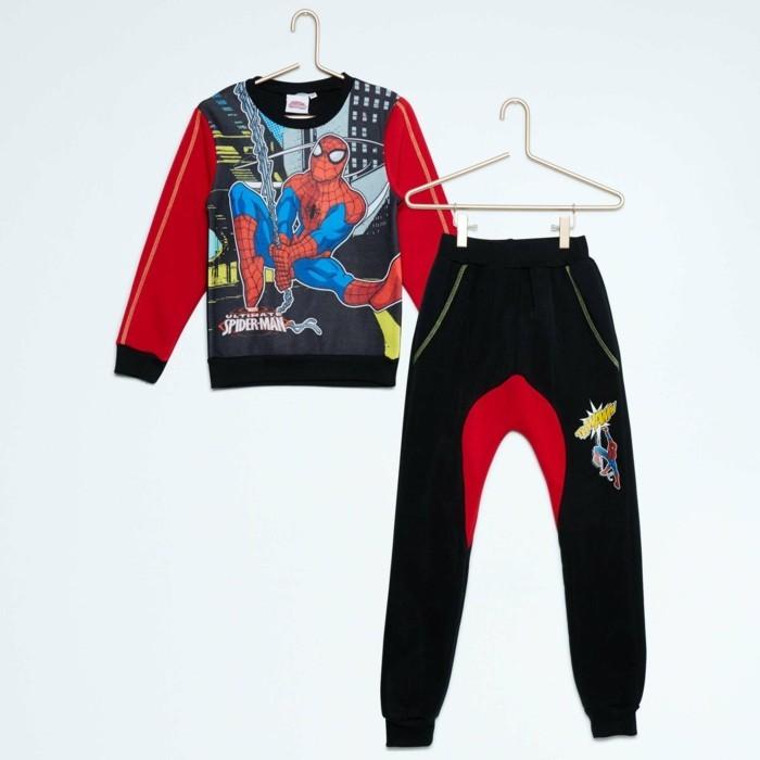 vetement-de-sport-enfant-kiabi-spider-man-en-rouge-et-noir-resized