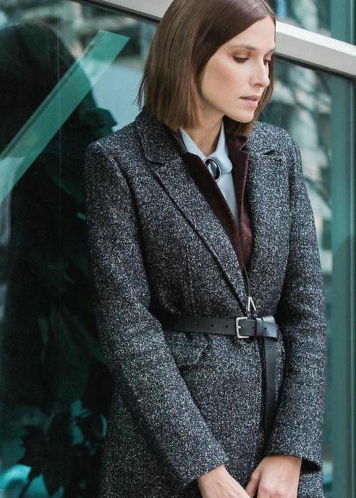 elegant-manteau-ceinture-manteau-cintre-femme