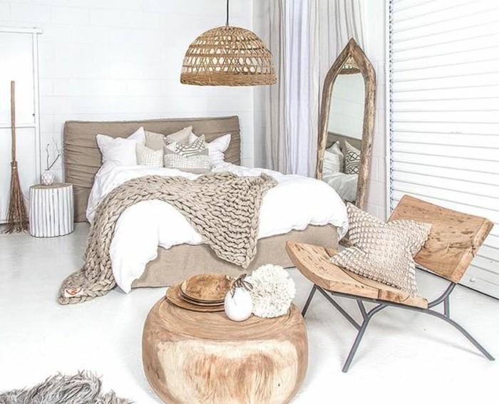 Chambre Moderne Marron : Idées chambre à coucher design en images sur archzine