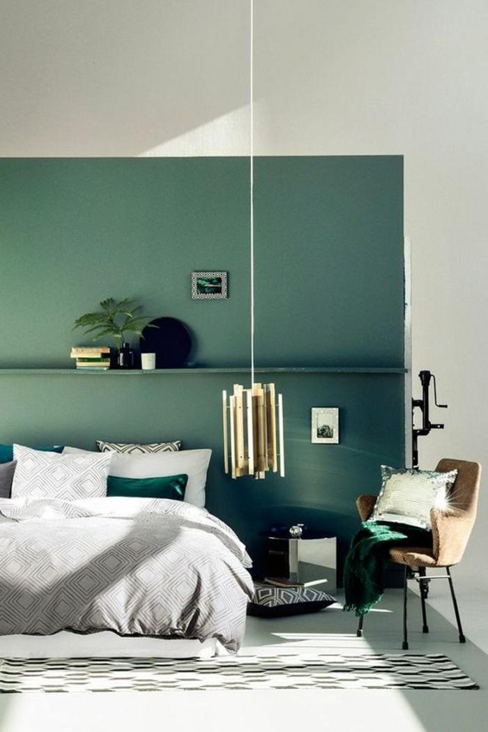 Chambre Adulte Coloree : Idées chambre à coucher design en images sur archzine