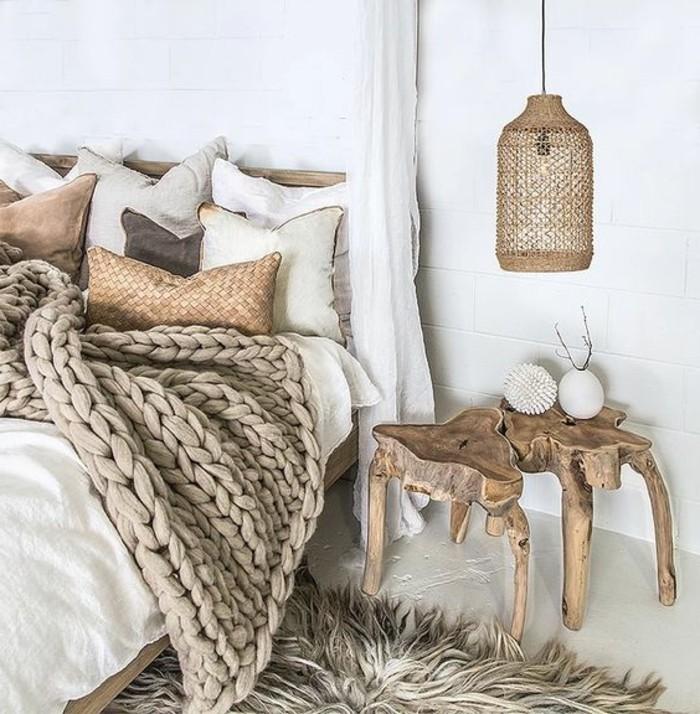 1-chambre-a-coucher-design-idee-amenagement-chambre-ado-tete-de-lit-boit-brut