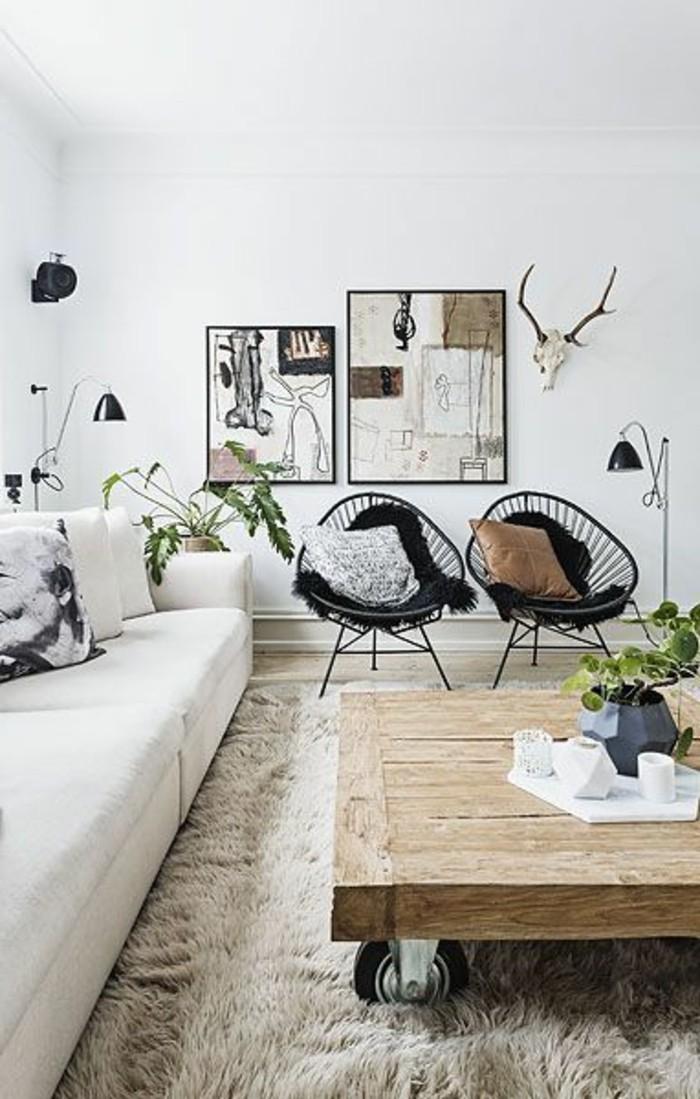 1-salon-en-longueur-table-basse-design-en-bois-tapis-beige-canape-blanc