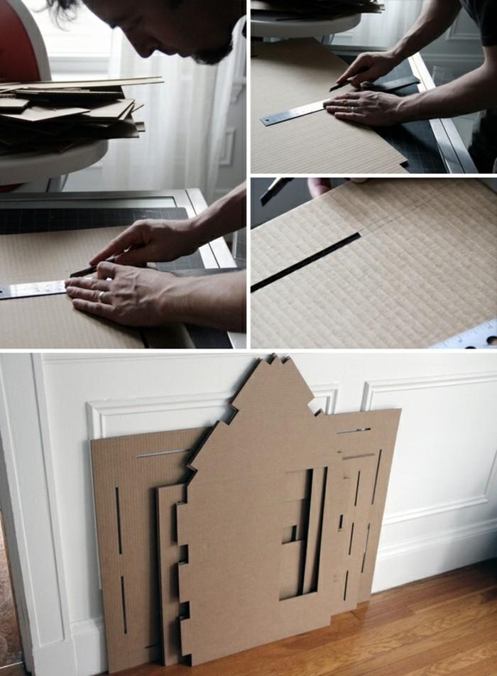 determiner-le-design-et-les-dimensions-de-la-cabane-en-carton-determiner-l-eplacement-des-fentes-et-des-languettes-de-fermeture