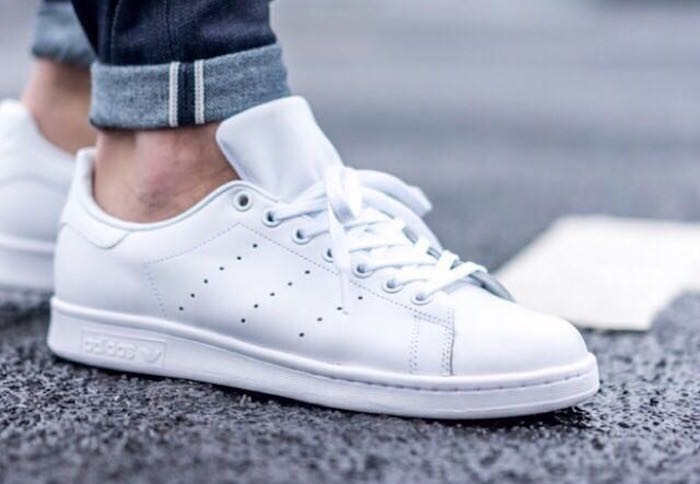 adidas-femme-womens-stan-smith-triple-white-toute-blanche
