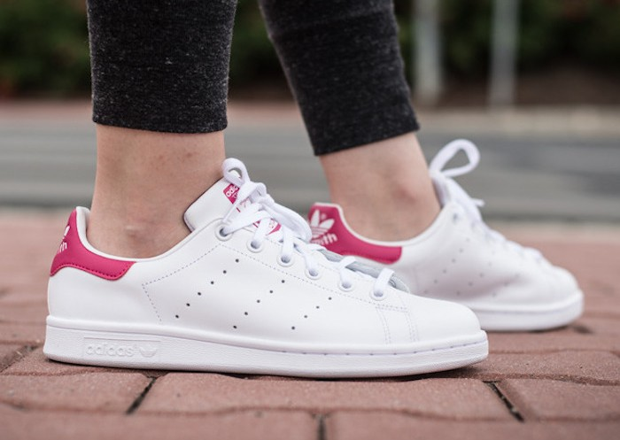 adidas stan smith femme rose scratch