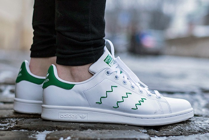 adidas stan smith vert clair