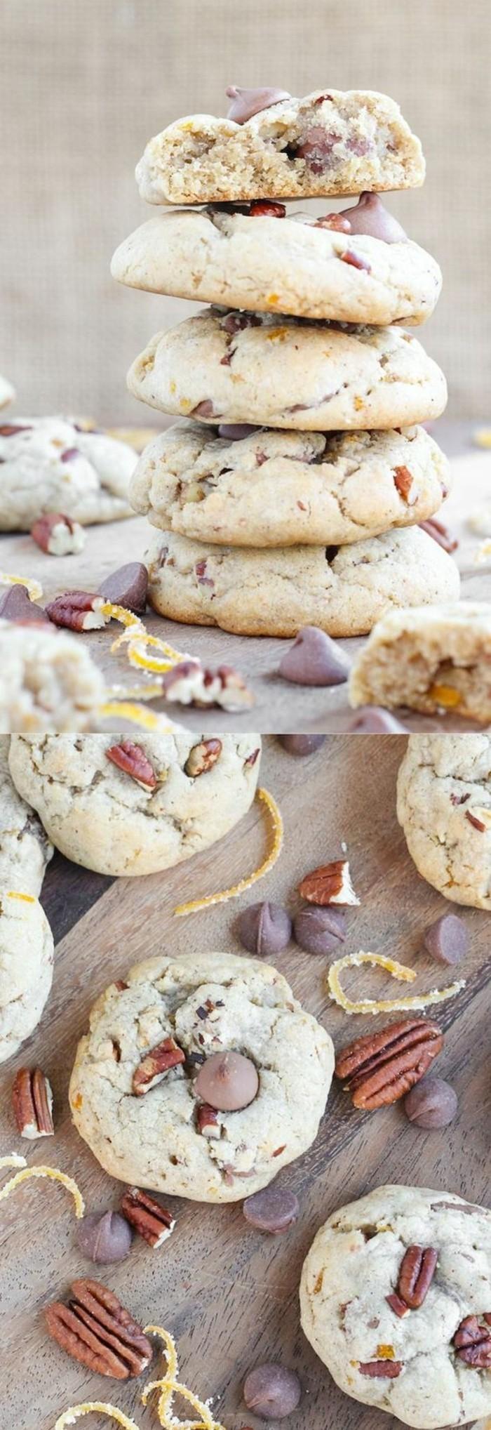 biscuits-cookies-recette-orange-confites-pour-les-fetes