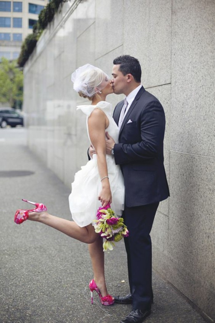 Robe de mariee boheme blanche formidable robe de mariage for Robes de mariage en consignation seattle