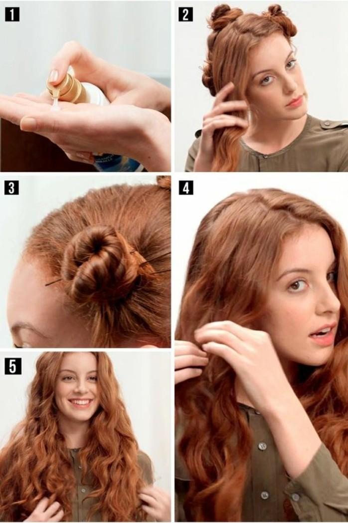 Diff Rentes Fa Ons De Boucler Ses Cheveux Illustr Es En 51 Photos