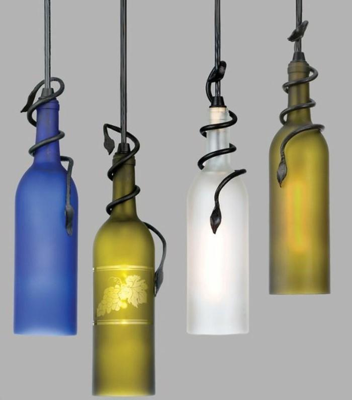 bouteilles-en-verre-recyclees-en-guise-d-abat-jours-idee-pour-faire-un-abat-jour-soi-meme