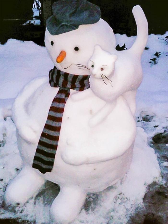 bricolage-bonhomme-de-neige-tete-de-bonhomme-de-neige-tellement-mignon