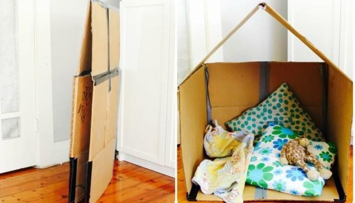 cabane-carton-pliable-a-fabriquer-de-ses-propres-mains-un-modele-de-maisonnette-enfant-facile-a-fabriquer