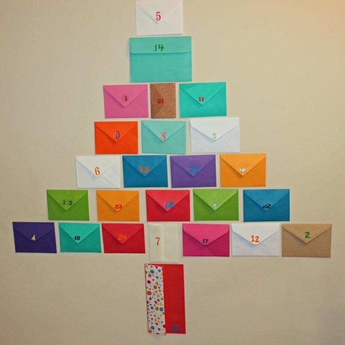 calendrier-de-l-avent-a-fabriquer-soi-meme-avec-des-enveloppes-pliage-enveloppe-traditionnel