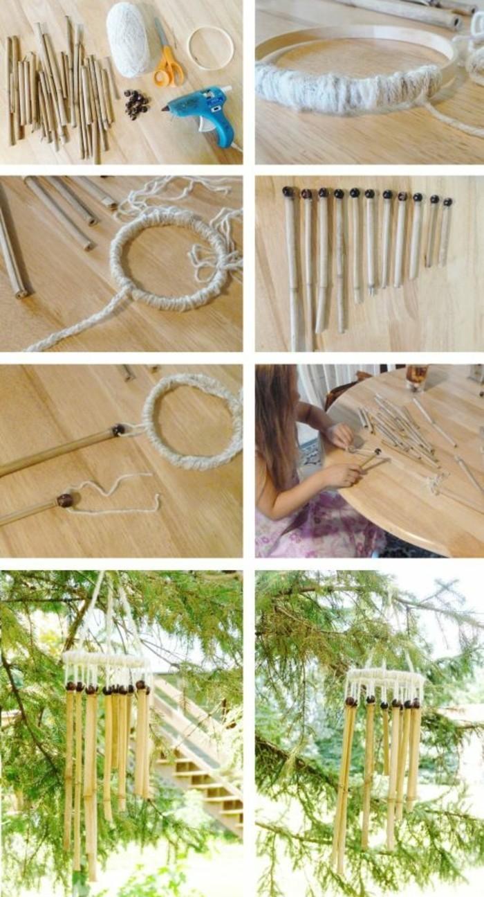 Que faire avec des bambous trouvailles exotiques en 60 photos for Comment entretenir un salon de jardin en bambou