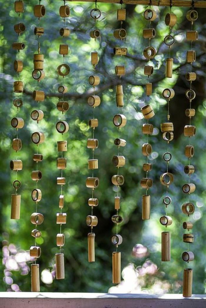 Que faire avec des bambous trouvailles exotiques en 60 - Que mettre dans un composteur de jardin ...