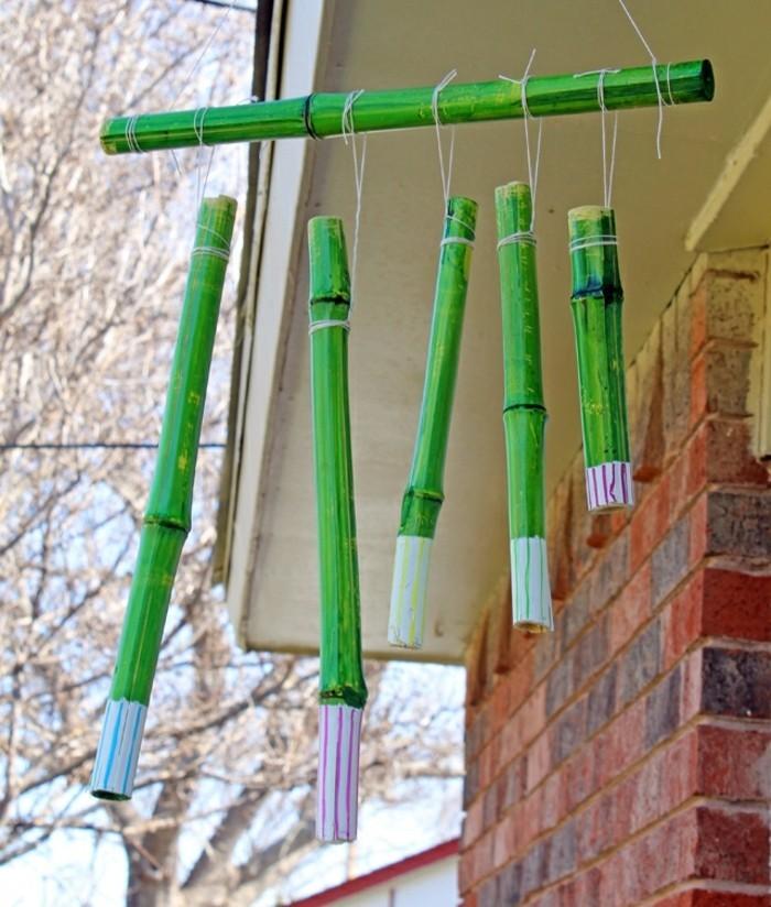 carillon-bambou-fabriquer-vite-decoration-exterieur-en-vert