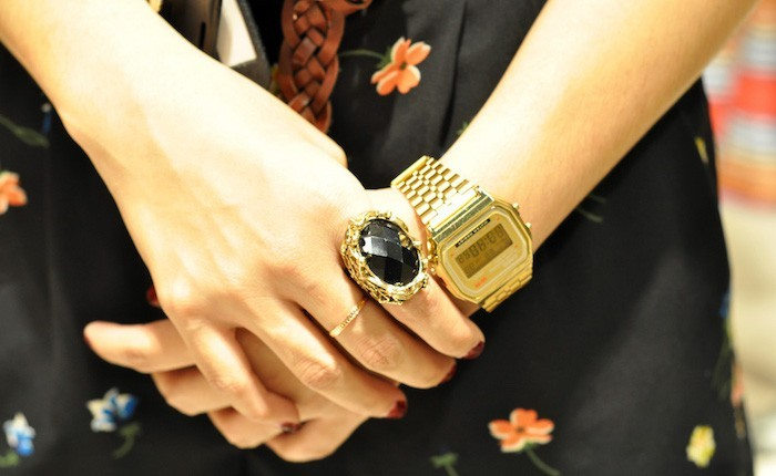 casio-montre-femme-rose-gold-or-a159-watch-vintage