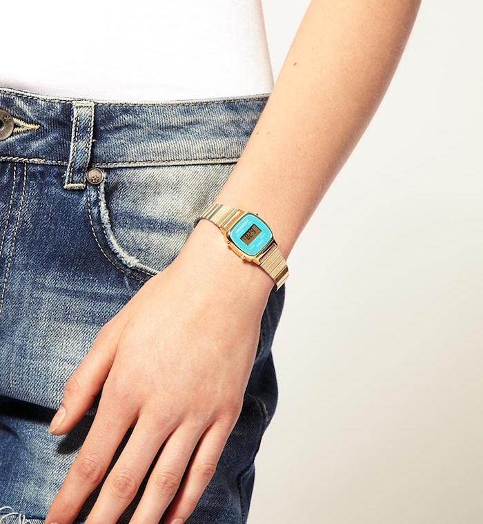 casio-turquoise-montre-retro-or-mini-la670-watch