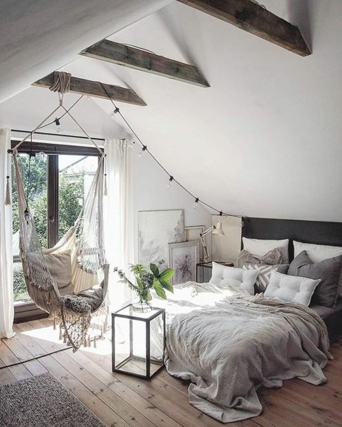 Id es chambre coucher design en 54 images sur for Deco appartement instagram
