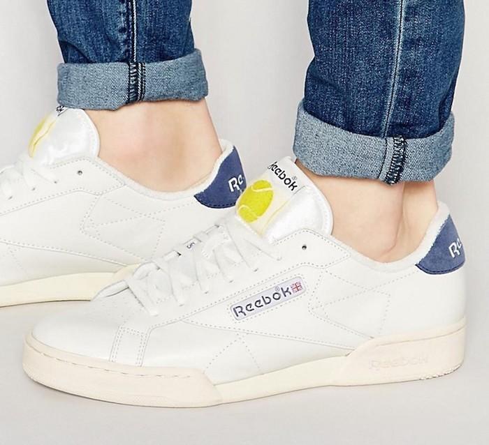 chaussures-reebok-npc-2-classic-tennis-blanches