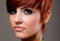 Couleur de cheveux acajou – 64 photos pour choisir votre nuance