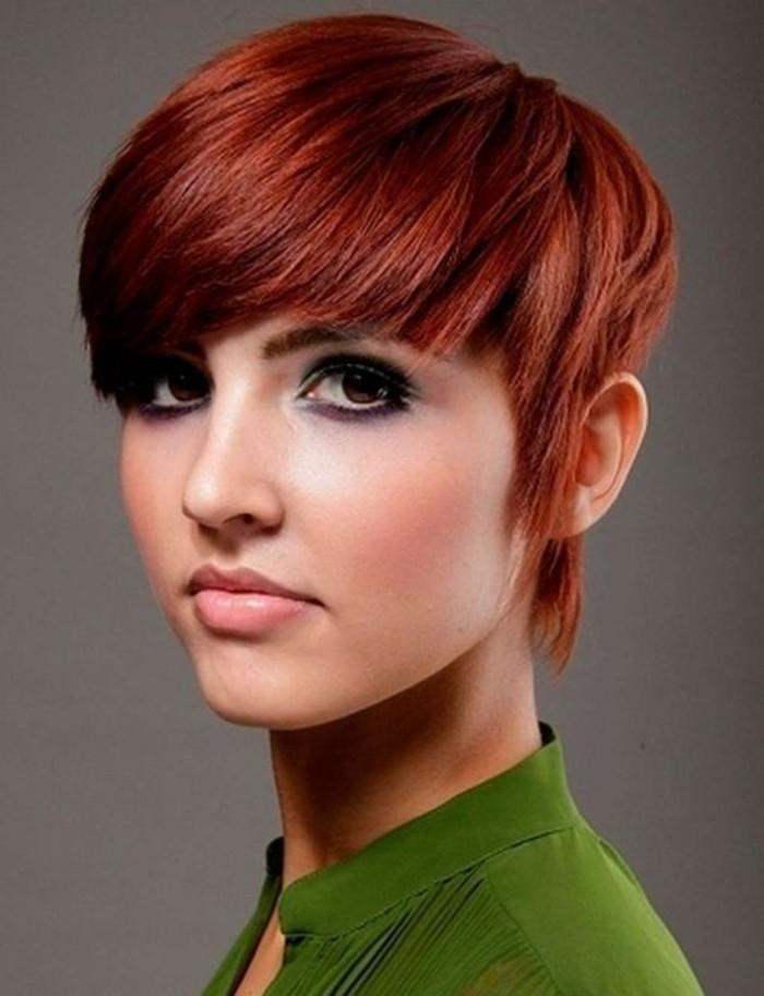 Couleur verte pour cheveux