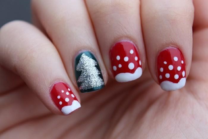 christmas-nail-art-tutorial-ongle-noel-vernis-noel-magnifique-idee