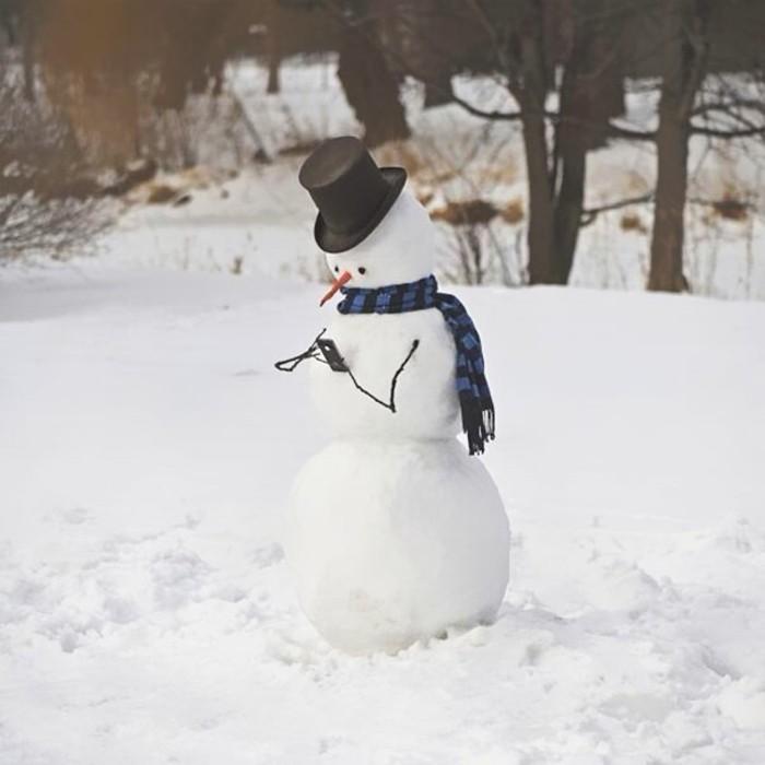 comment-fabriquer-un-bonhomme-de-neige-diy-creative-idee