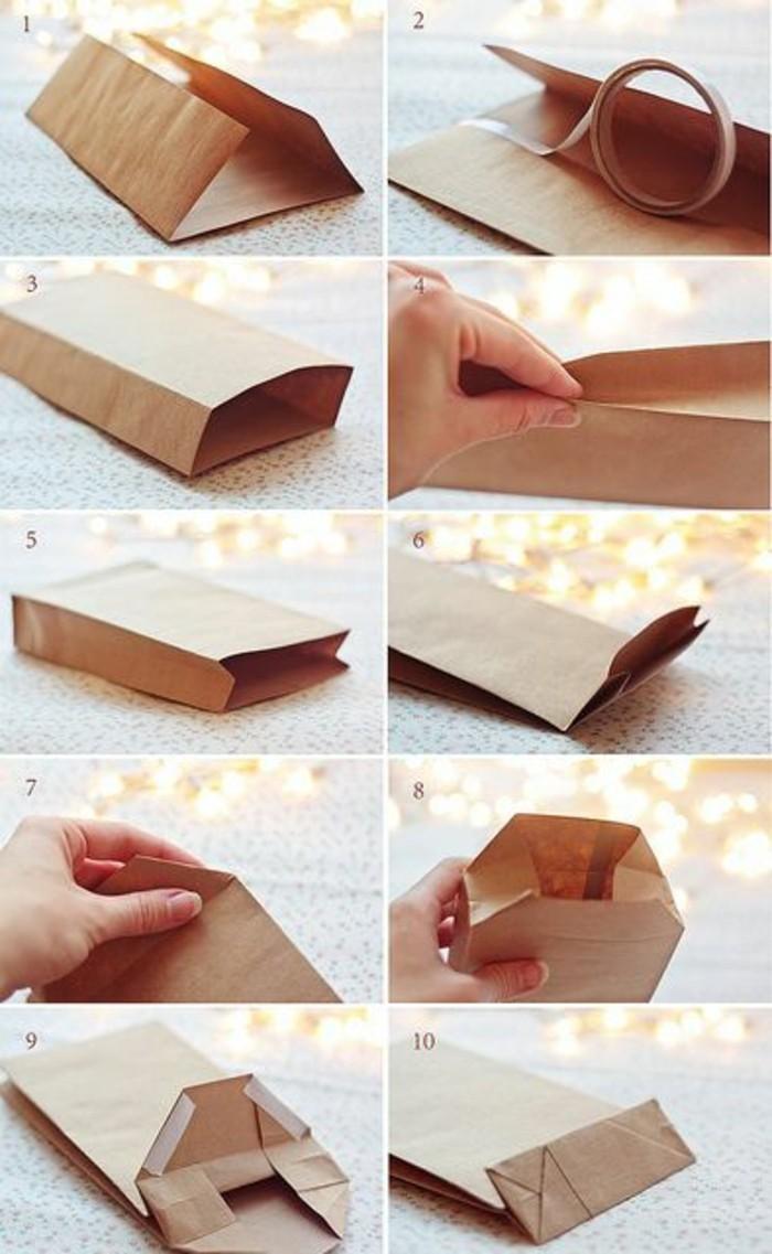 Comment fabriquer des sacs en papier cool tuto sac en - Fabriquer un sac en papier magazine ...