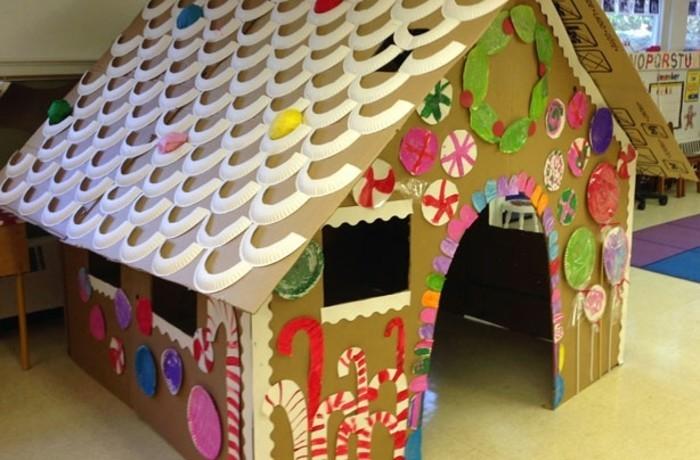 Comment Fabriquer Une Cabane En Carton Tuto Et Plusieurs Modeles