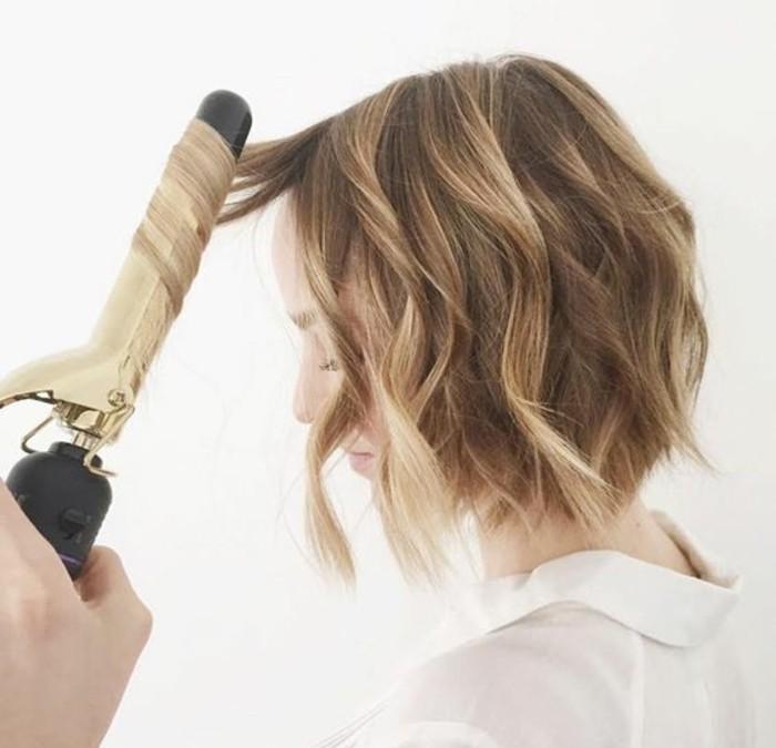 Diff 233 Rentes Fa 231 Ons De Boucler Ses Cheveux Illustr 233 Es En 51