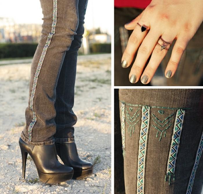 customiser-un-jean-ajouter-des-tissus-et-contours-en-motifs-ethniques-pour-un-resultat-impecable