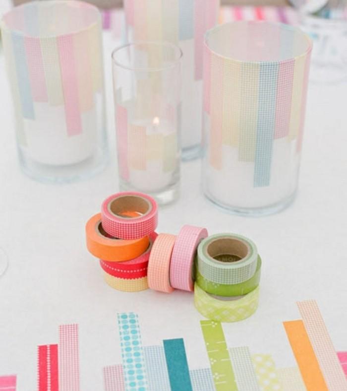 deco-masking-tape-adorable-des-verres-transformes-en-bougeoirs-et-pares-de-bandes-de-ruban