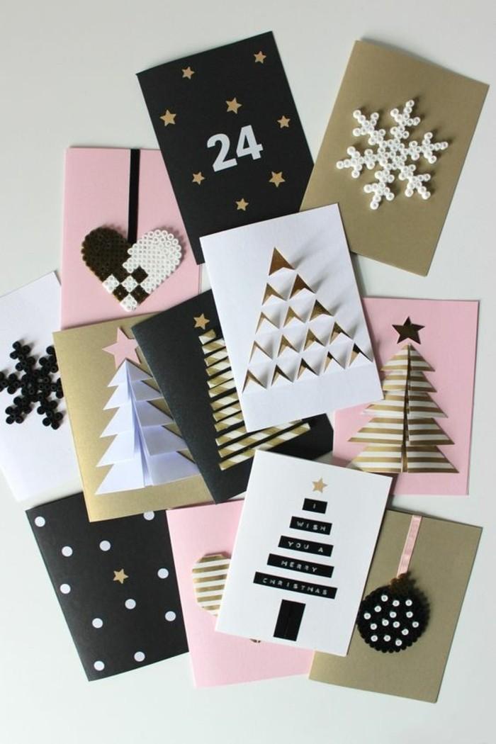 decoration-noel-cartes-postales-noel-sapin-coeur