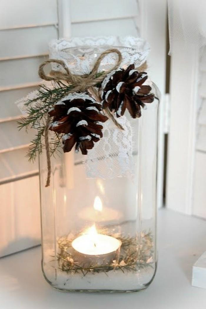 decoration-noel-ruban-en-dentelles-stores-blancs