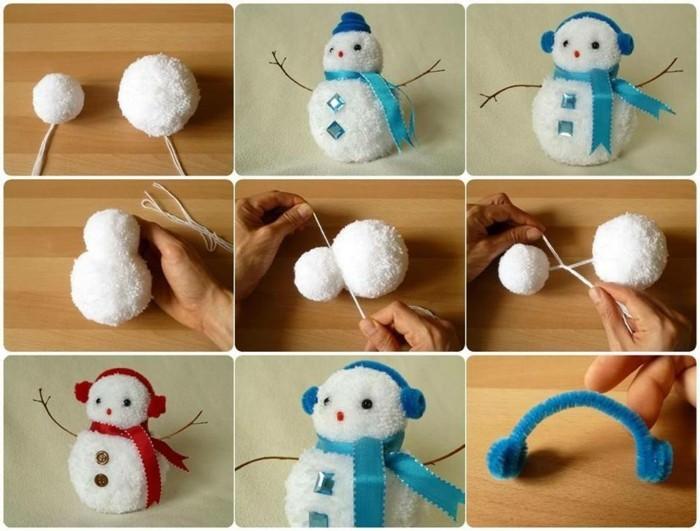decorations-de-noel-a-faire-soi-meme-ecouteurs-bonhomme-de-neige