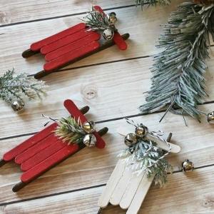 Décorations de Noël à faire soi-même - 60 photos d'idées DIY
