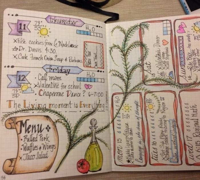 de-jolis-dessins-pour-mettre-de-la-joie-dans-son-quotidien-u-magnifique-exemple-agenda-scolaire-personnalise