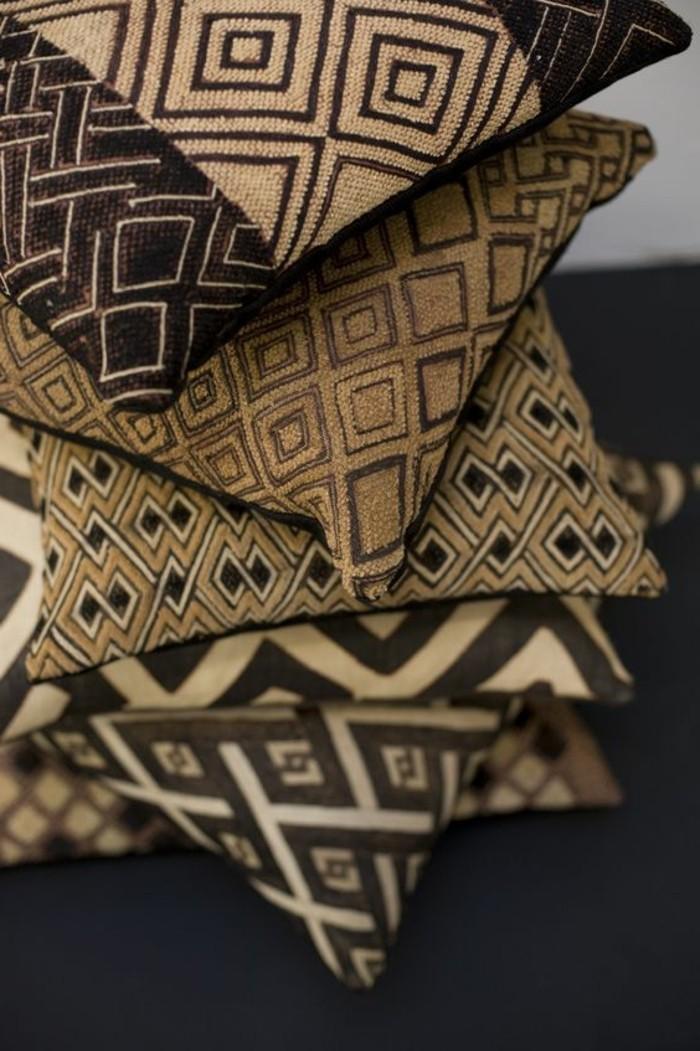 Chambre Deco Ethnique : La décoration africaine diversité d ornements et