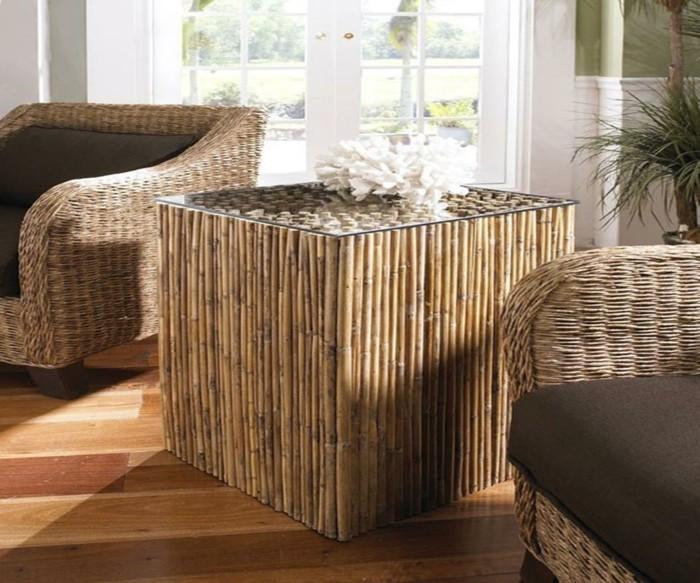 que faire avec des bambous trouvailles exotiques en 60