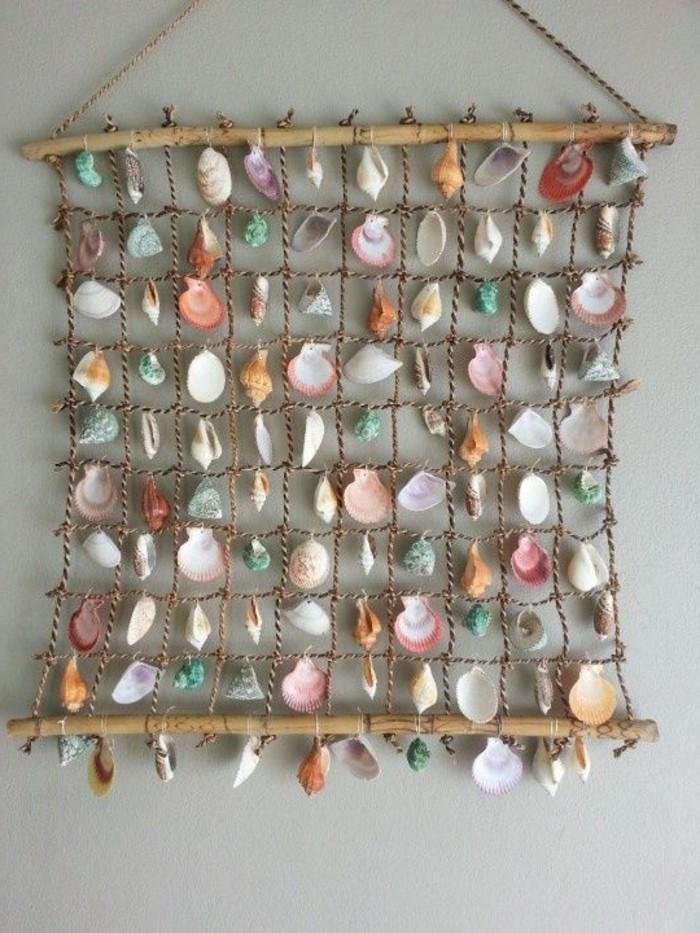 Decoration Murale Avec Perles