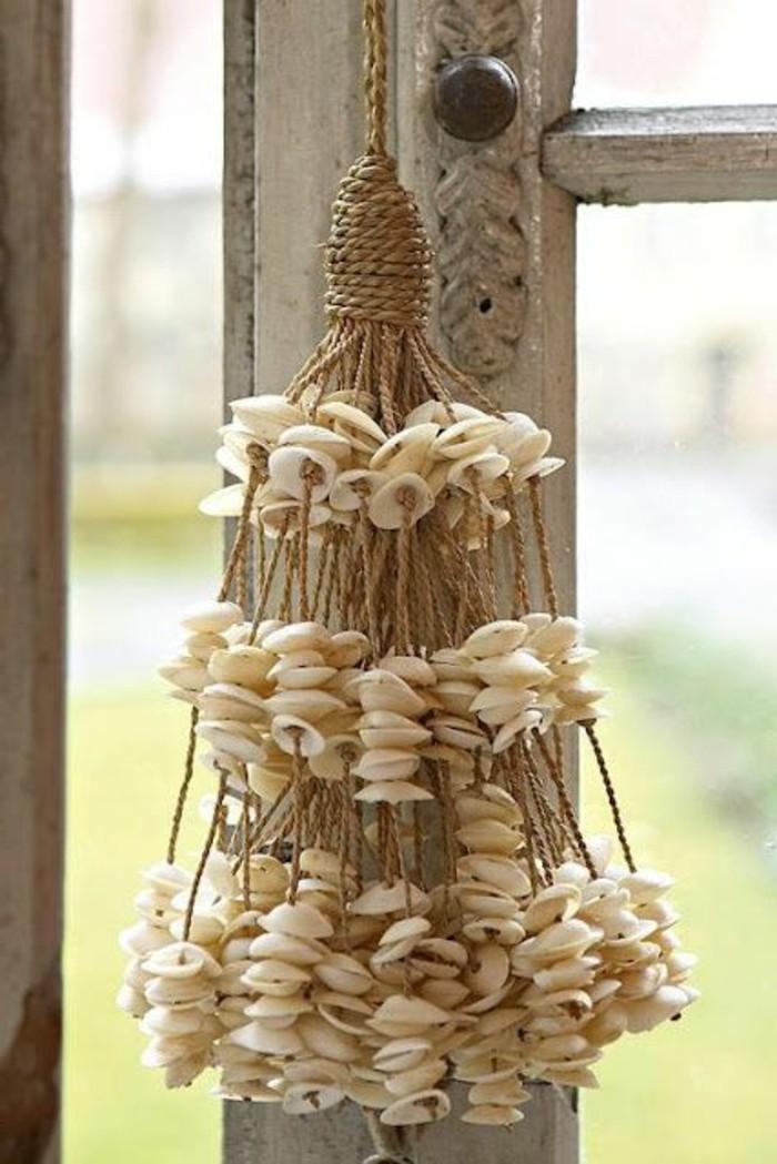 deco-coquillage-pendentif-pour-la-serrure-de-porte